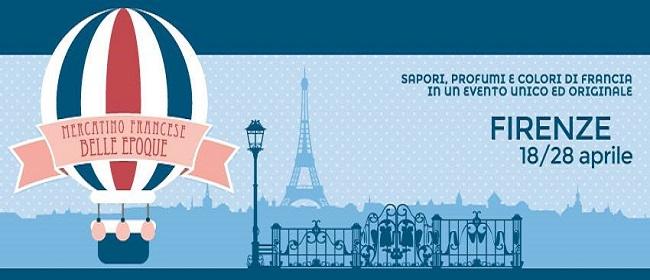 mercatino francese belle epoque firenze