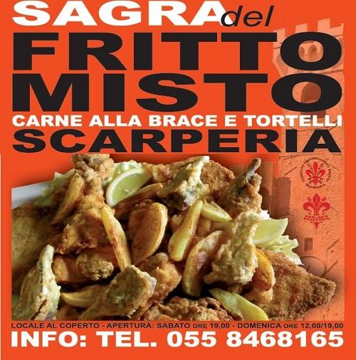 sagra fritto misto scarperia 2019