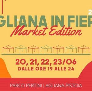 agliana in fiera