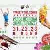 street food sound festival parco renai signa