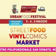 urban food festival firenze