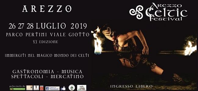 arezzo celtic festival