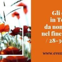 eventi in toscana fine settimana 28-30 giugno