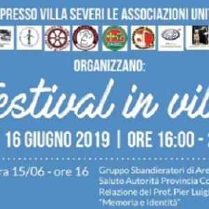 festival in villa arezzo