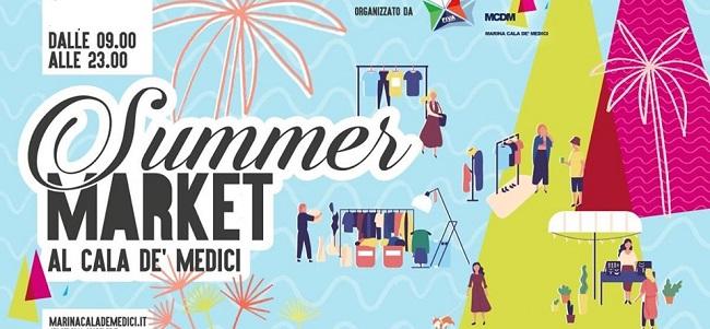 summer market cala dei medici