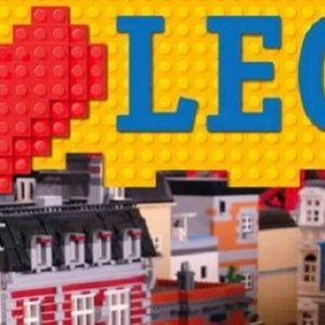 I love lego Follonica