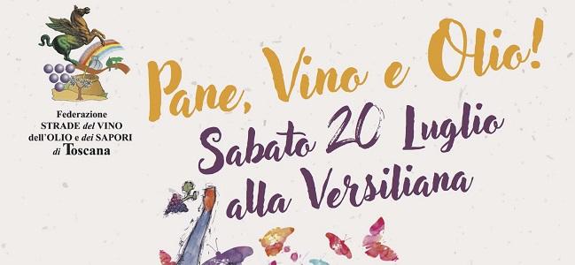 Pane Vino e Olio Federazione Strade del Vino dell'Olio e dei Sapori di Toscana