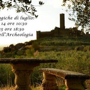 Visite guidate Castello Montecchio Vesponi