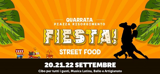quarrata fiestra street food