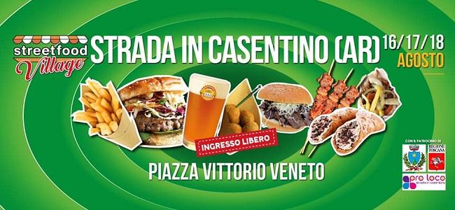 street food casentino