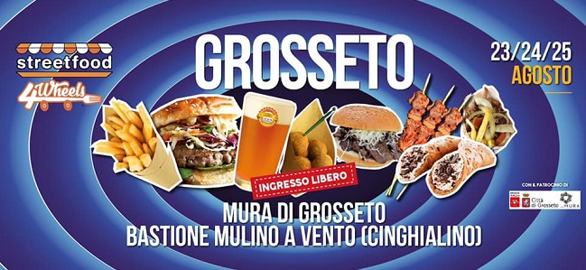 street food grosseto