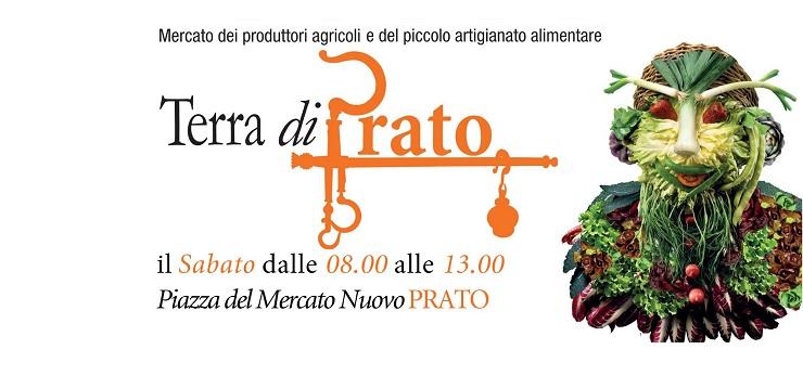 Terra di Prato – Piazza del Mercato Nuovo, Prato