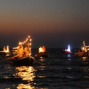 Luminaria di San Cerbone Golfo di Baratti www.facebook.comComunediPiombino