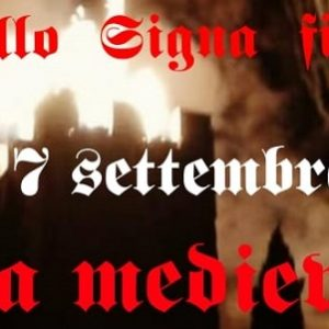 festa medievale castello signa