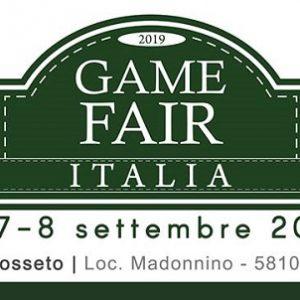 game fair grosseto 2019
