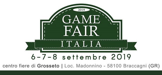 game fair grosseto 2019