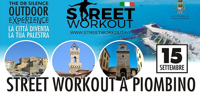 street workout piombino
