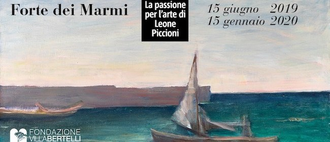 Burri Morandi e altri amici. La passione per l'arte di Leone Piccioni – Villa Bertelli, Forte dei Marmi (Lucca)