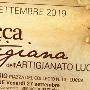 Lucca Artigiana 2019