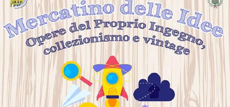 Mercatino delle Idee – opi, collezionismo e vintage – San Giovanni Valdarno, Arezzo