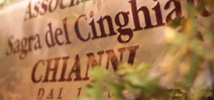 Sagra del cinghiale di Chianni – Chianni (Pisa)
