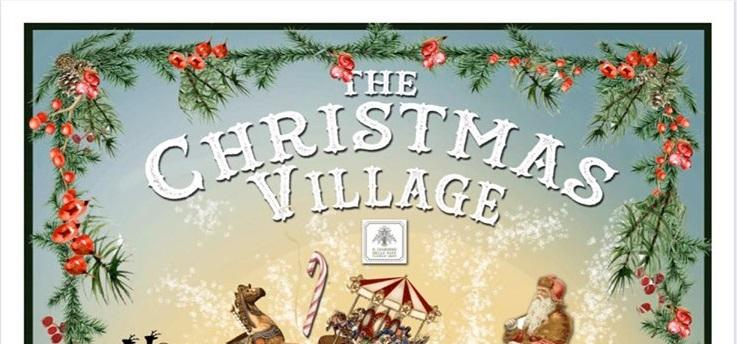 The Christmas Village – Il Giardino delle Fate, Prato