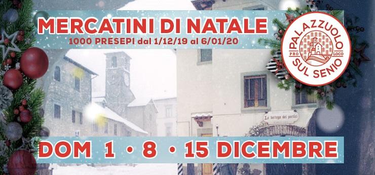 Mercatini di Natale – Palazzuolo sul Senio (Firenze)