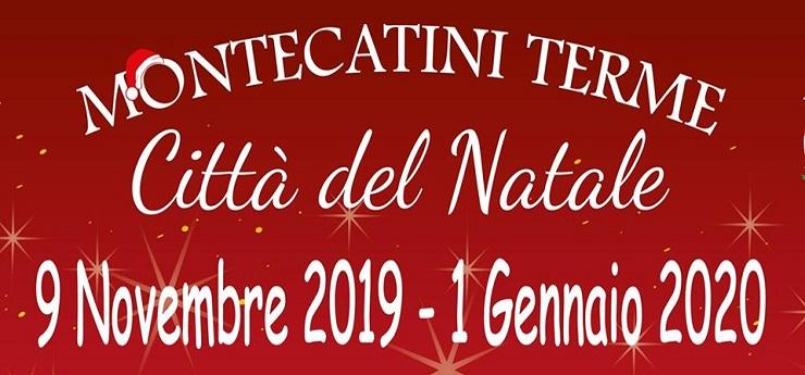 La Città del Natale – Montecatini Terme (Pistoia)