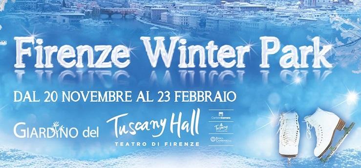 Winter Park – Giardino del Tuscany Hall, Firenze
