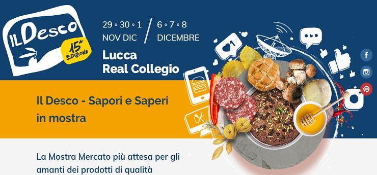 Il Desco – Real Collegio, Lucca