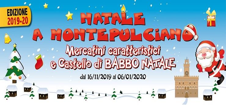 Natale a Montepulciano – Montepulciano (Siena)