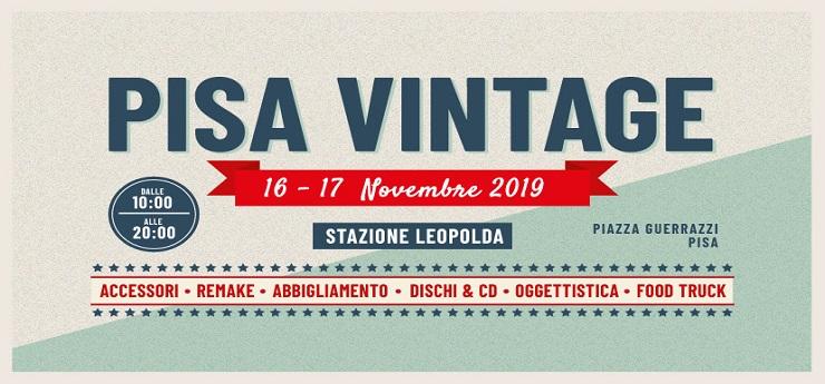 Pisa Vintage – Stazione Leopolda, Pisa