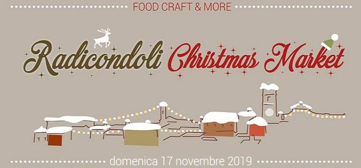 Radicondoli Christmas Market – Radicondoli (Siena)