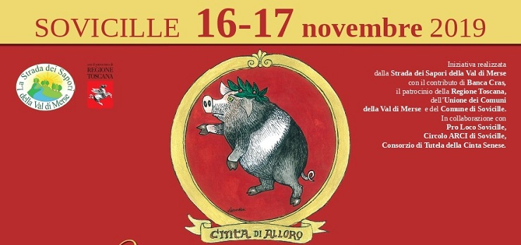 Sagra della cinta senese DOP – Sovicille (Siena)