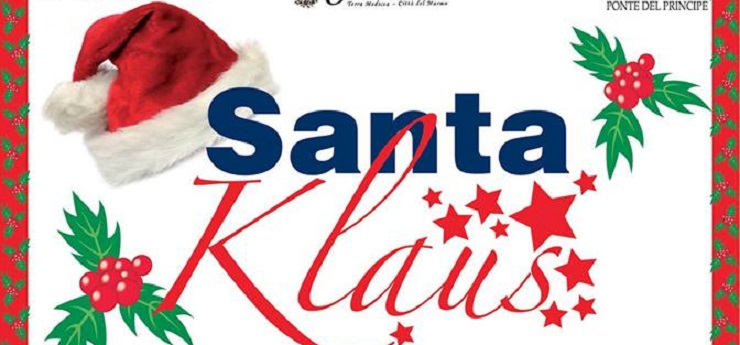 Santa Klaus. Mercatino di Natale – Palazzo Mediceo, Seravezza (Lucca)