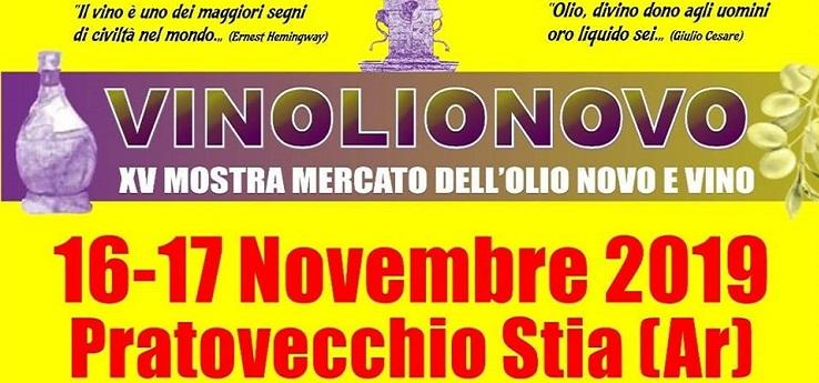 Vinolionovo – Pratovecchio Stia (Arezzo)
