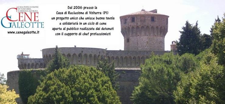 Cene Galeotte – Casa di Reclusione, Volterra (Pisa)