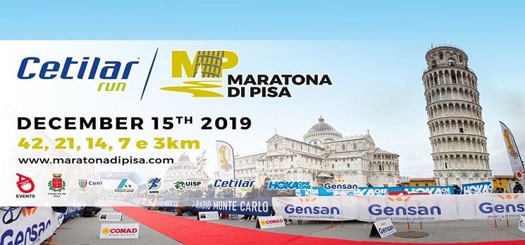 21° Pisa Marathon – Pisa