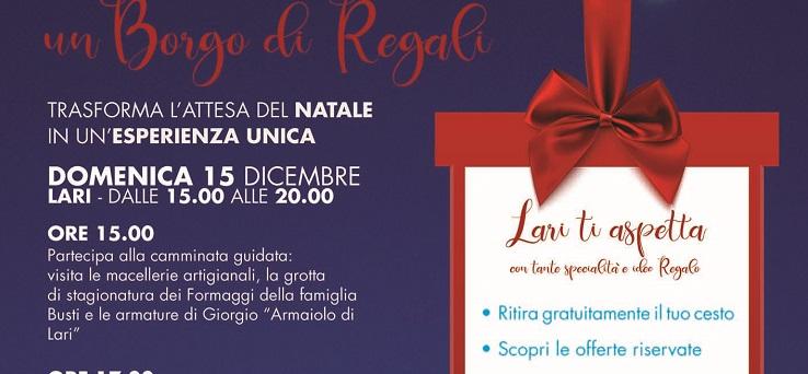 Un borgo di regali – Casciana Terme (Lari, Pisa)