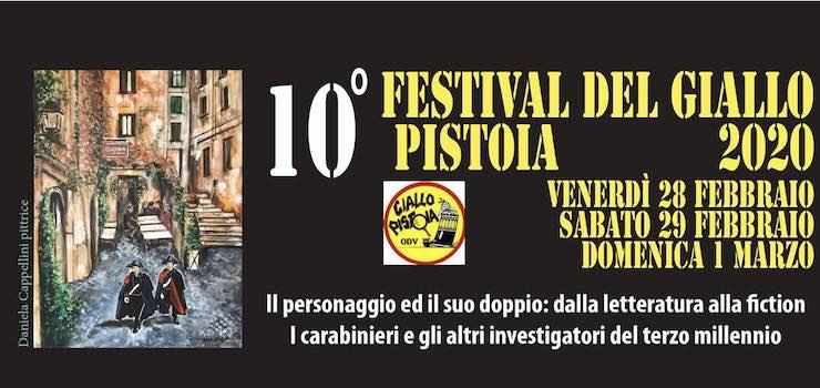 Festival del Giallo – Biblioteca San Giorgio, Pistoia