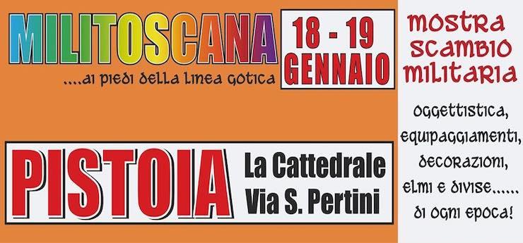 Militoscana – La Cattedrale, Pistoia