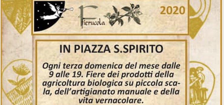 Fierucolina di Pasqua – Piazza Santo Spirito, Firenze