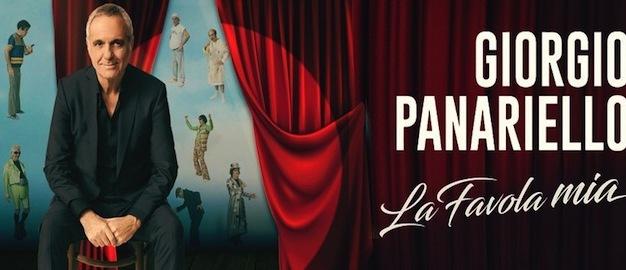 —annullata— Giorgio Panariello – La favola mia – Teatro Moderno, Grosseto (Grosseto)