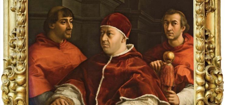 Raffaello e il ritorno del Papa Medici: restauri e scoperte – Palazzo Pitti, Firenze