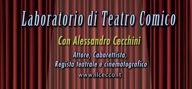 Laboratorio di Teatro Comico – Scandicci e Firenze