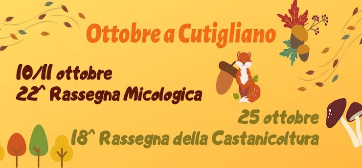 —annullato— Ottobre a Cutigliano: Castanicoltura – Cutigliano (Pistoia)
