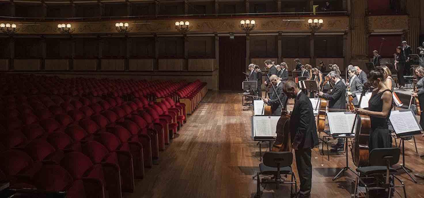 Orchestra della Toscana. Musica Divina – Concerti in streaming
