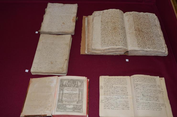 Guardate dunque se in Pistoia vi era gente. La città e le feste iacopee – Biblioteca Forteguerriana, Pistoia