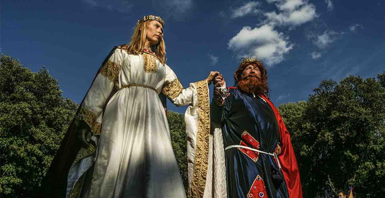 Festa del Barbarossa – San Quirico d'Orcia, Siena