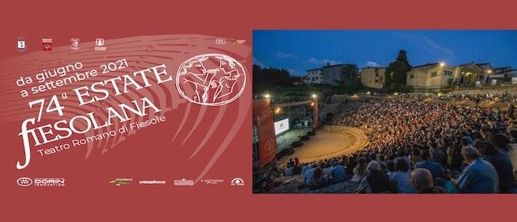 Estate fiesolana – Teatro Romano, Fiesole (Firenze)